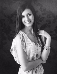 Samantha Cross scholarship recipient