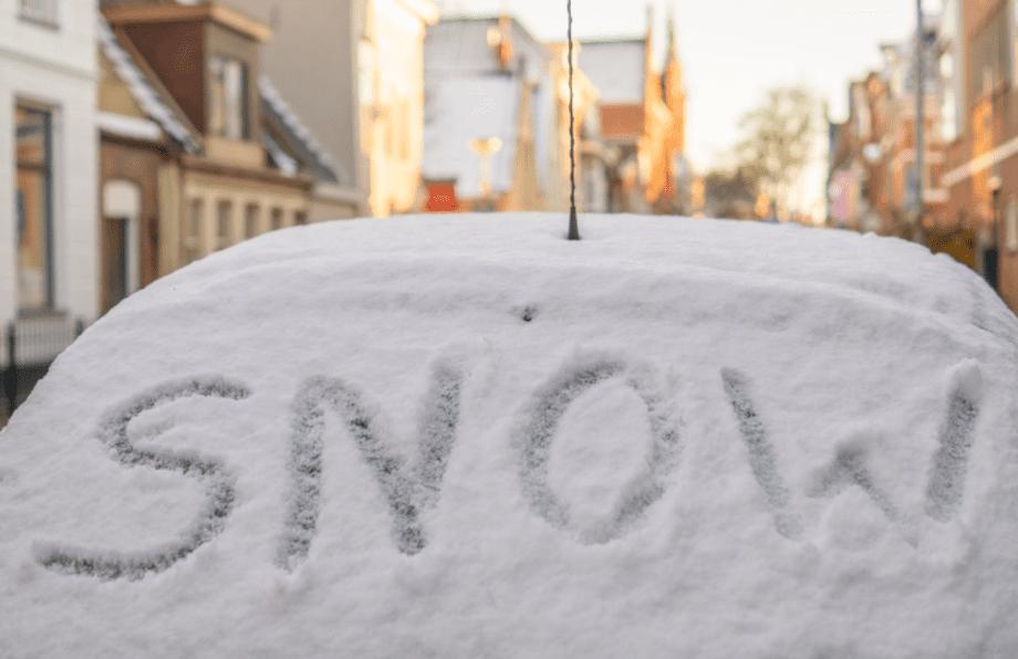 Safe Snow Driving